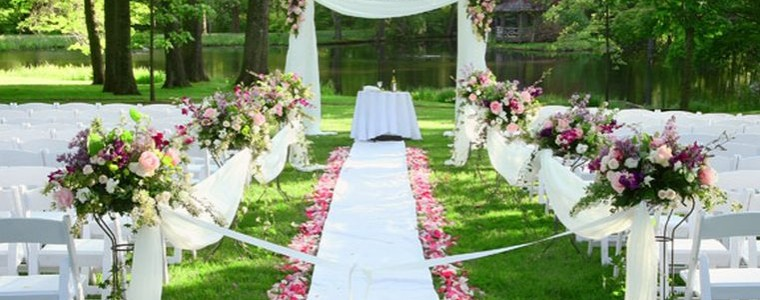 10 location originali per celebrare il matrimonio civile.